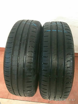 Sommerreifen Continental ContiEco Contact 195/65R15 91V 2x6mm