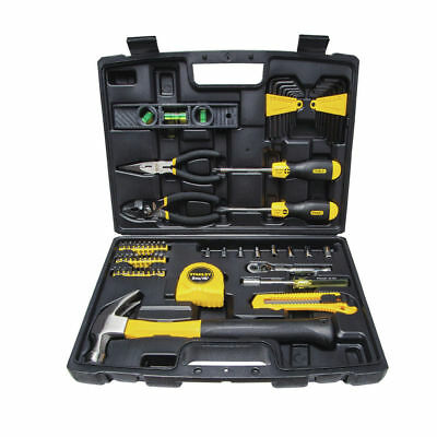 Stanley 65pc Homeowner's Tool Kit 94-248 NEW