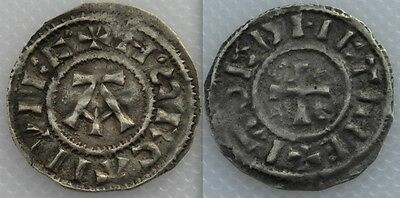 St Edmund 895-910 Silver Hammered Penny - Viking Memorial Coinage