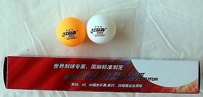 6x DHS 3stars table tennis balls, ITTF Approved, Olympic balls, Melbourne