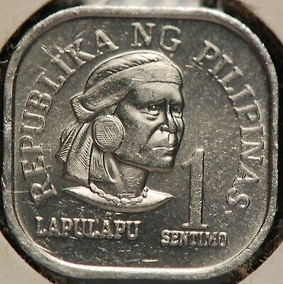 Philippines, 1975 Sentimo, Uncirculated                                      gm1