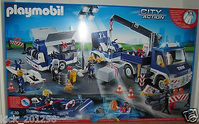 PLAYMOBIL 5097 THW Superset Mega Set Neu & OVP