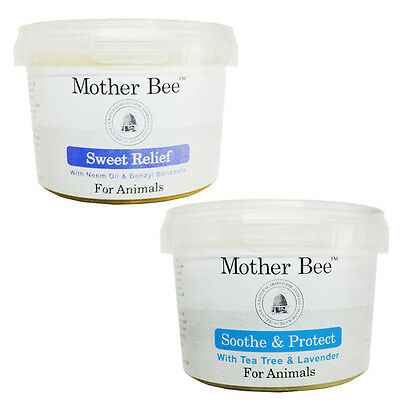 Mother Bee Sweet Relief & Sooth & Protect Beeswax Skin Care for Animals