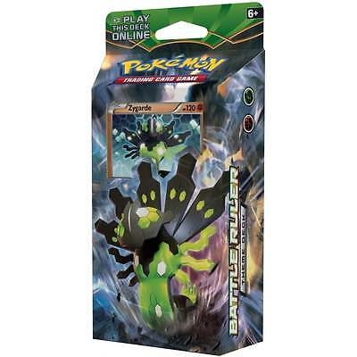 POKEMON XY FATES COLLIDE * Theme Deck: Battle Ruler Zygarde