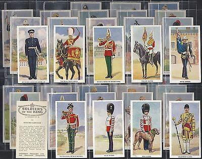 Phillips-Full Set- Soldiers Of The King - None Adhesive - Exc