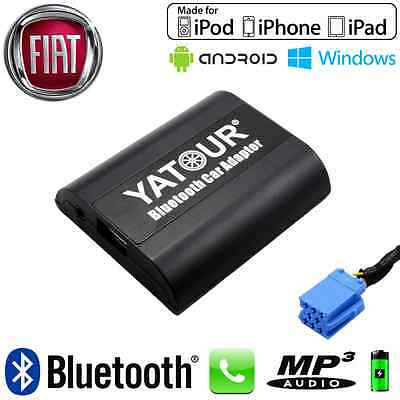 Interface Kit mains libres Bluetooth et streaming audio FIAT - Neuf