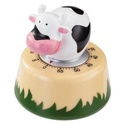 Judge Grazing Cow Kitchen Analogue Egg Timer TC361