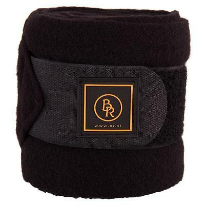 Polo bandages BR Fleece, with Touch fastening, Pack of 4