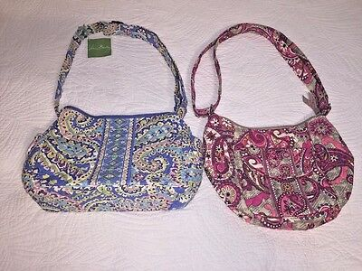 Vera Bradley lot of two bags