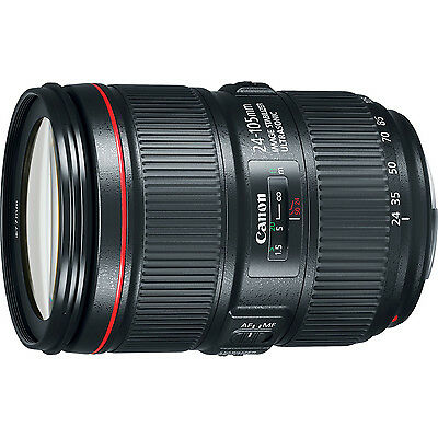 Canon EF 24-105mm f/4L IS II USM Standard Zoom Full Frame Lens