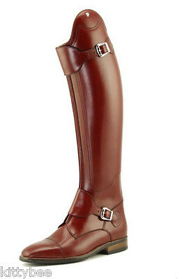 PETRIE ROME Dressage BOOTS -All sizes - NEW! Front ZIP