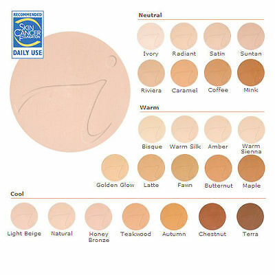 Jane Iredale PurePressed Base Mineral Foundation SPF 20 REFILL - Radiant