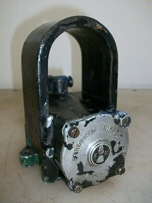 FAIRBANKS MORSE TYPE R MAGNETO FM Z GAS ENGINE Old MAG HOT HOT HOT