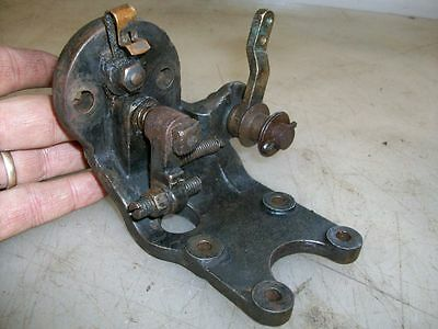 303M1 1-1/2hp to 2hp HERCULES ECONOMY WEBSTER MAGNETO BRACKET Gas Engine