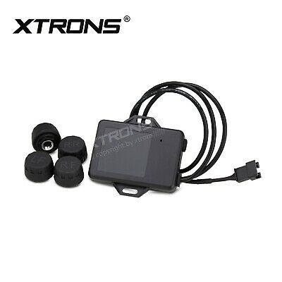 XTRONS TPMS Tyre Pressure Monitoring System for Car Stereo Android Head Units