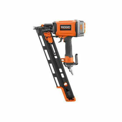 "Ridgid 3-1/2"" Round Head Framing Nailer R350RHE Reconditioned"