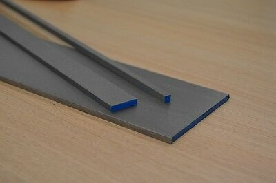 Ground Flat Stock Gauge Plate O1 Tool Steel - 1000mm lengths