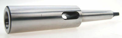 Morse Taper Extension Socket Sleeve For Lathe 3-2 MT From Chronos