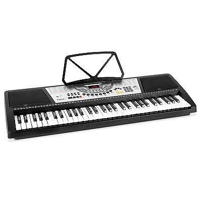 Synthetiseur E-Piano Clavier Numerique Lcd Synthe Ibiza 100 Sons 8 Percussions