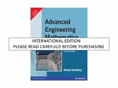 Advanced Engineering Mathematics by Michael Greenberg