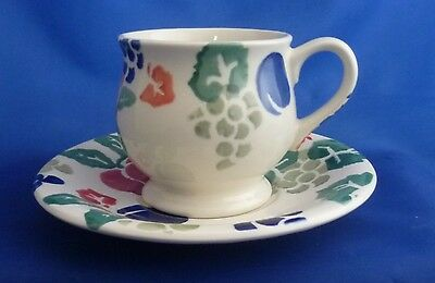 A Royal Winton 'tradition' Tea Cup And Saucer