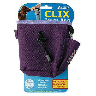 Company of Animals Clix Dog Treat Bag Training Bag Puppy Snack Pouch