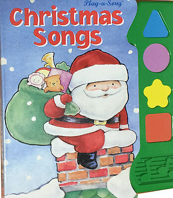 Christmas Songs (Play-a-sound) Board book