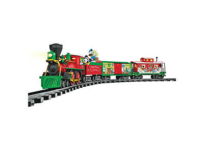 Lionel 7-11773 Mickey Mouse Express Ready-To-Play Set Batt G LNL7-11773
