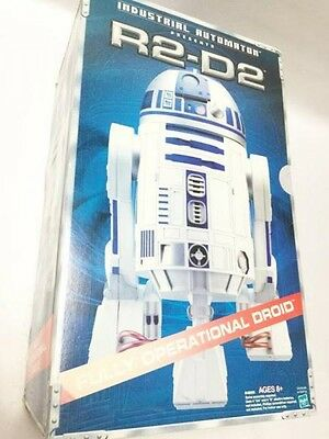*USED Rogue One Star Wars R2 - D2 Hasbro Free Operation Droid JAPAN F/S