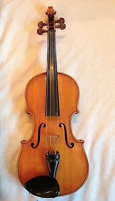 Violin: Breton Brevete, French, Full Size (4/4) with bow and case