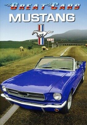 New: GREAT CARS: Mustang - DVD