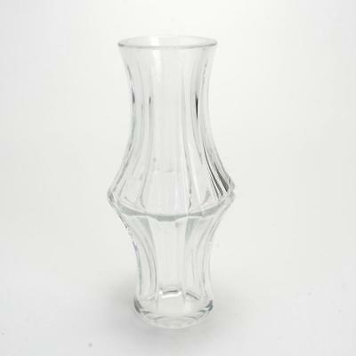 Baccarat Crystal Thick & Heavy Glass Vase
