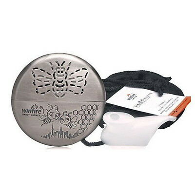 Winter Warmed METAL Portable HAND WARMER REUSABLE For FISHING OUTDOOR CAMPING @#
