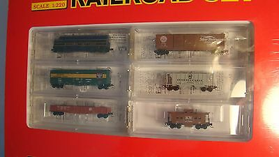 MTL Z 980 01 130 B&O 4471 F7 Table Top Railroad Set NIB Sealed