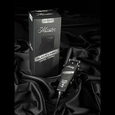 Andis Professional Limited Edition Master Black Label Clipper #1705