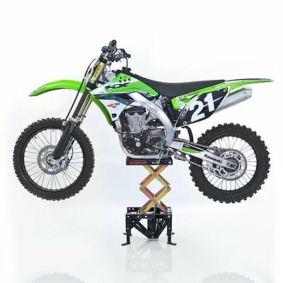 Bequille d atelier hydraulique ConStands Moto Cross Lift XL Trial Enduro leve no