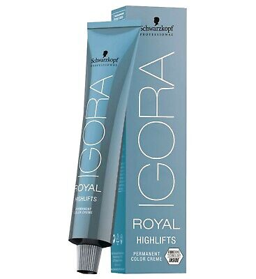 Schwarzkopf Igora Royal Permanent Hair Color Highlifts - 10-21 Ultra Blonde Cend