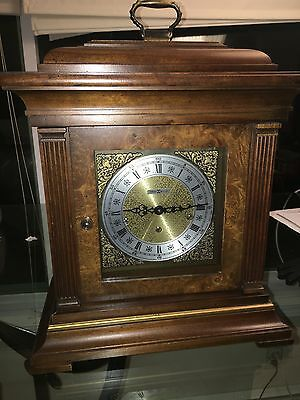 Early Howard Miller - Thomas Tompion Triple Chime Mantle Clock  # 612436