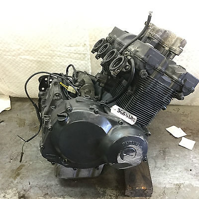 Suzuki Gsxr400 (K709) Engine Only Done 5,000 Klm Lot36 36S4652