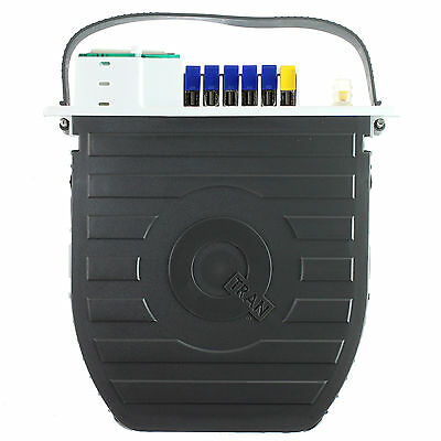Q-Tran Qset-60-120/12 Q-Set-1 Luminaire Power Supply Center For Q-Vault-5 60W