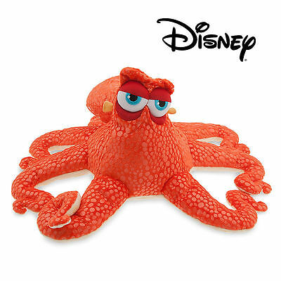 Disney Store Pixar Finding Dory HANK Large 17inch Stuffed Plush Octopus Doll NEW