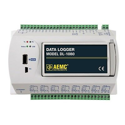 AEMC DL-1080 8 Channel Data Logger