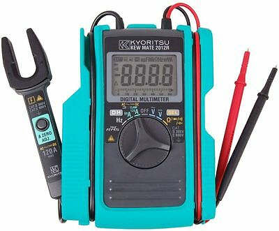 Kyoritsu 2012R Multimeter with True RMS and AC/DC Clamp Sensor