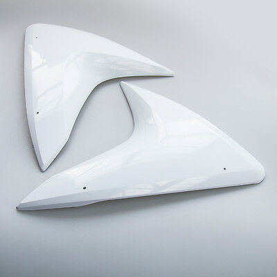 Unpainted Left/Right Pair Boomerang Side Fairing Panels - Yamaha YZF-R125 08-16