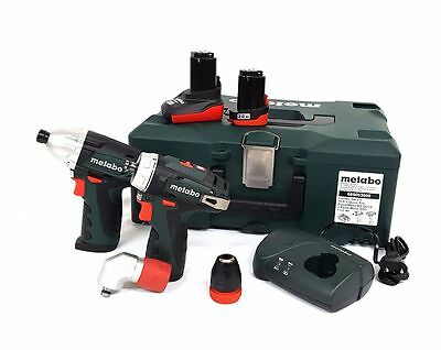 Metabo Combo Set 2.1 10,8V Quick Pro 685053000