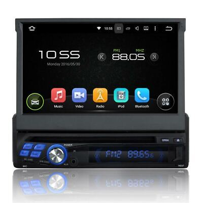 1 Din Universal Android Autoradio DVD USB WIFI 3D GPS Navi Bluetooth Touch SD
