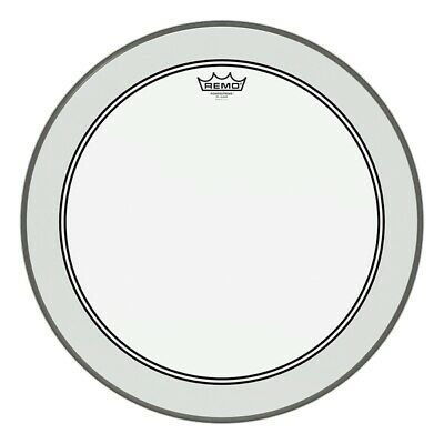 """Remo 22"""" Powerstroke 3 Clear Bass Drum Head"""