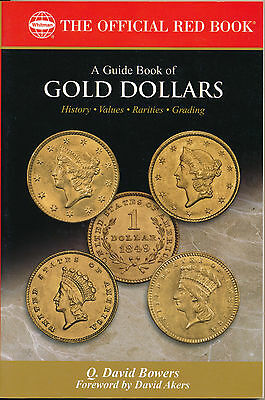 Whitman's Red Book Guide of Gold Dollars by David Bowers (WHREDGD)
