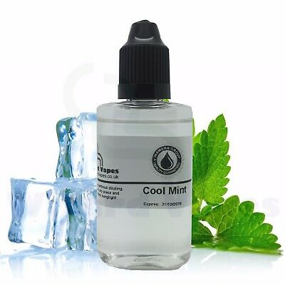 Inawera Cool Mint - Concentrated Flavour Concentrate for DIY E-Liquid Mixing