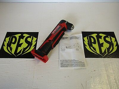 New Milwaukee 2615-20 M18 1St Electronic Clutch Led Indicator Right Angle Drill